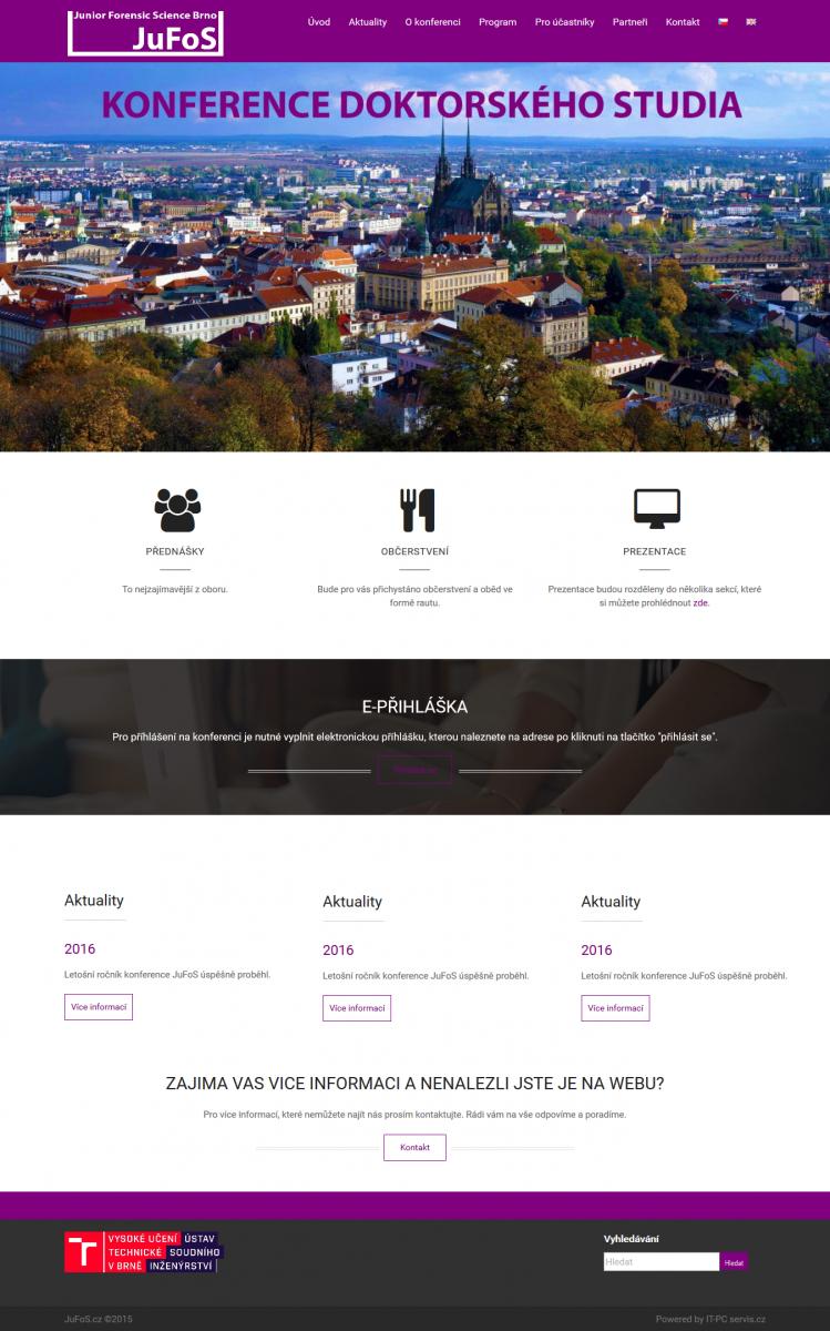 8cf2220bb1b HMDESIGN - Realizace webu a aplikace pro Vysoké Učení Technické v Brně